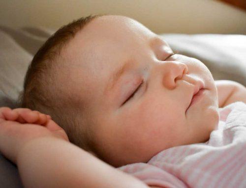 El sueño de los bebés y buenos hábitos