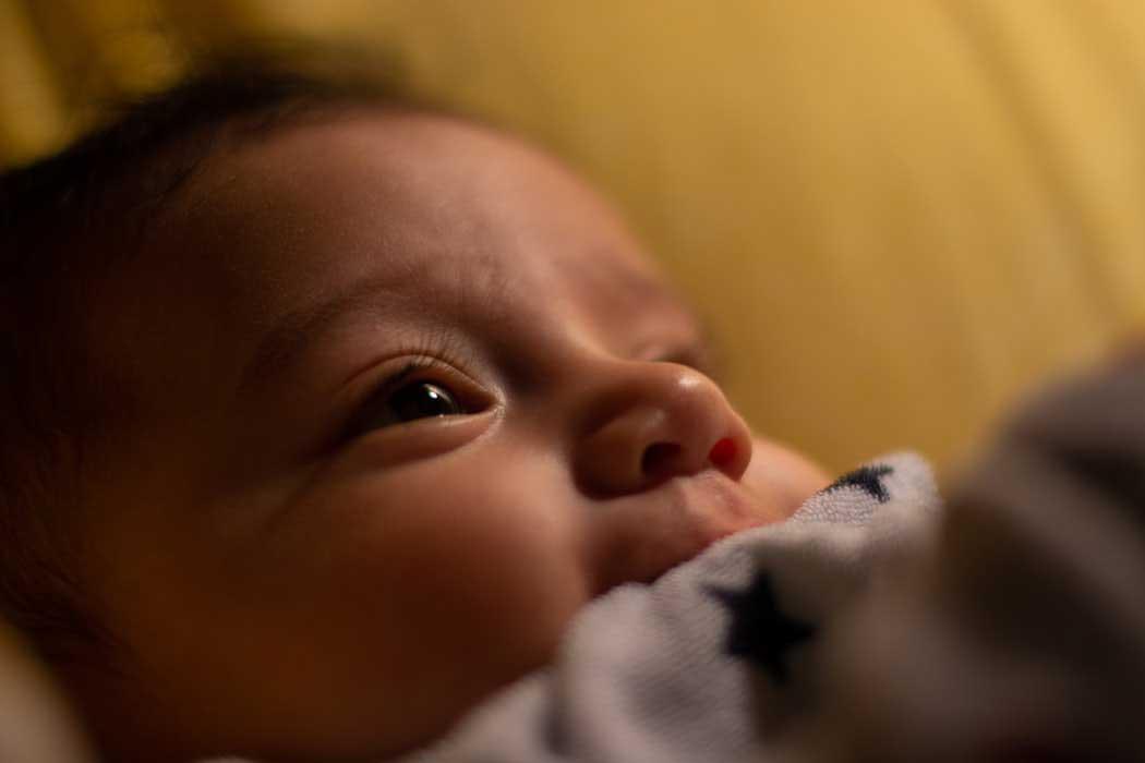 sueño del bebé y hábitos