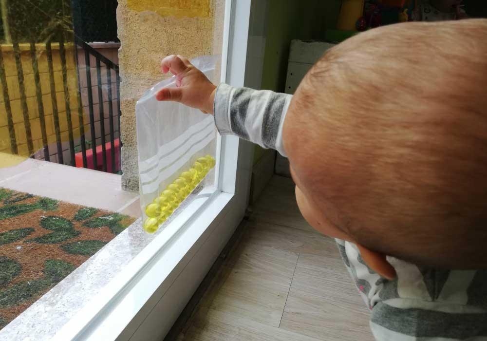actividad descubrimiento bebés